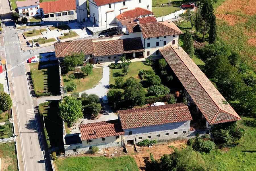 Azienda Accordini da Drone