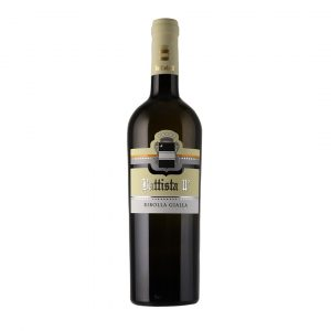 Bottiglia Ribolla Gialla Battista 2