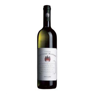 Bottiglia Friulano Conte Attimis
