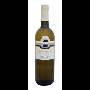 Bottiglia di Friulano Battista 2