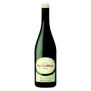 Bottiglia Friulano Le Celline