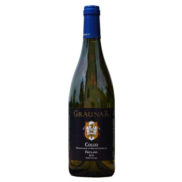 Bottiglia Friulano Graunar