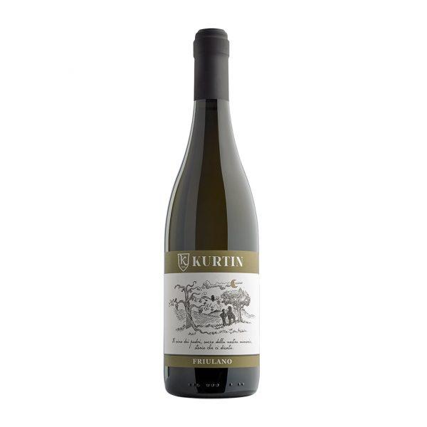 Bottiglia Friulano Kurtin