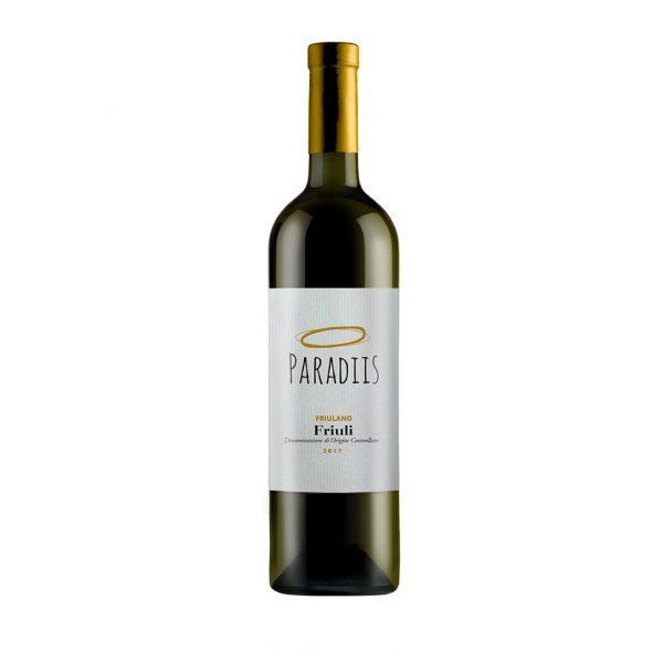 Bottiglia Friulano Paradiis