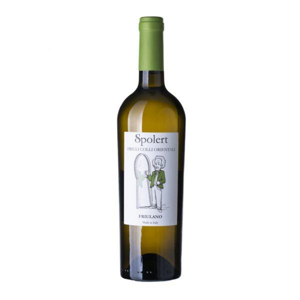 Bottiglia Friulano Spolert