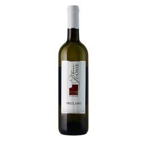 Bottiglia Friulano Terre Rosse