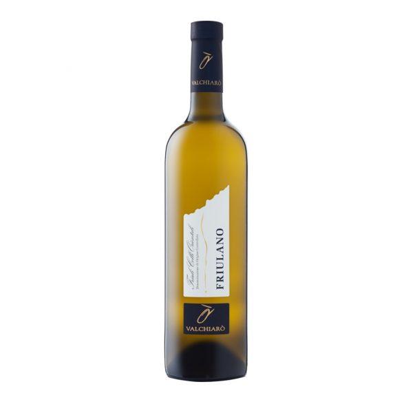 Bottiglia Friulano Valchiaro