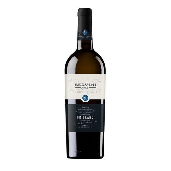 Bottiglia Friulano Bervini