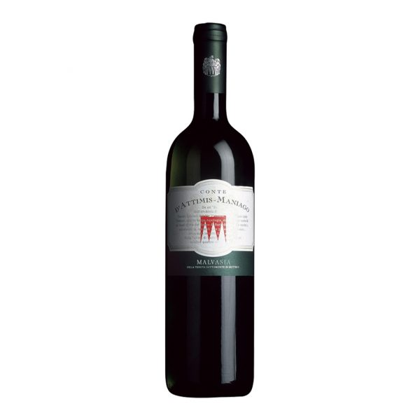Bottiglia Malvasia Conte Attmis