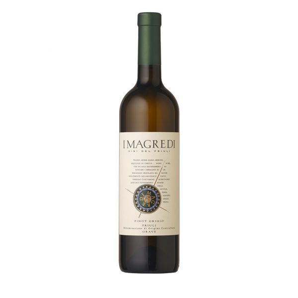 Bottiglia Pinot Grigio Magredi