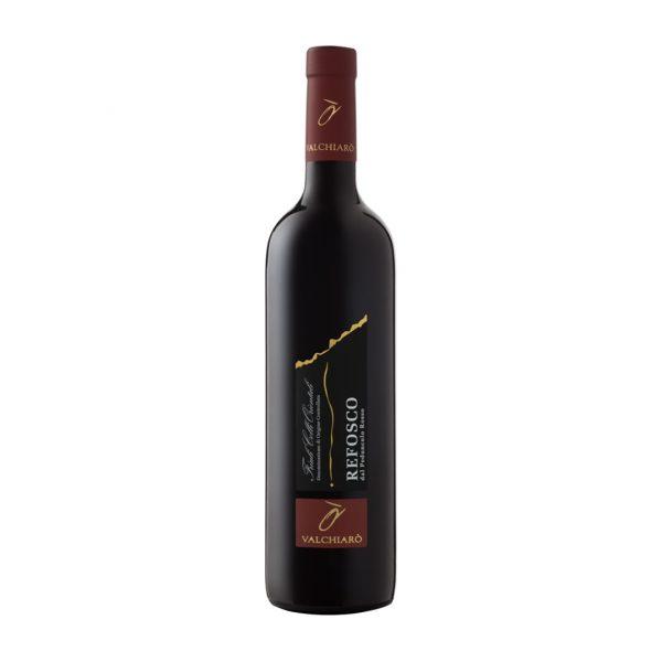 Bottiglia Refosco Peduncolo Rosso Valchiaro