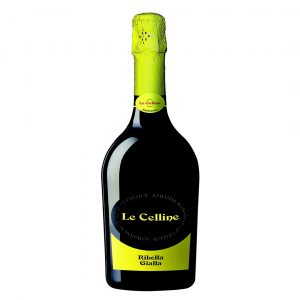 Bottiglia Ribolla Gialla Extra Dry Le Celline