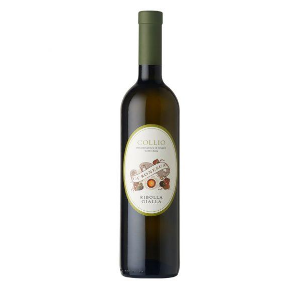 Bottiglia Ribolla Gialla Magredi