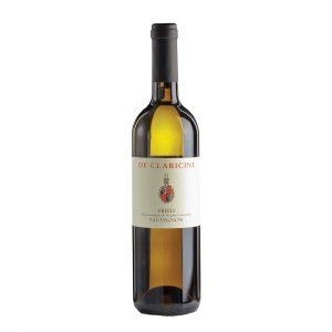 Bottiglia Ribolla Gialla Sauvignon DeClaricini