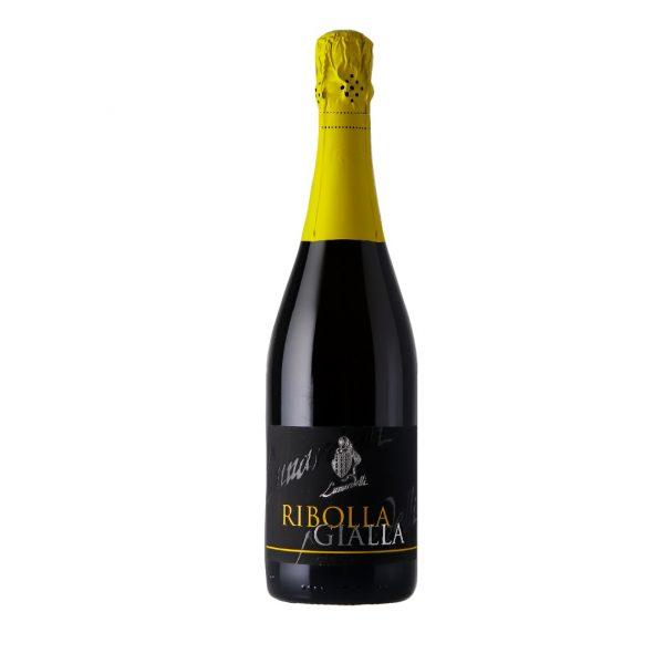 Bottiglia Ribolla Gialla Spumante Lunardelli