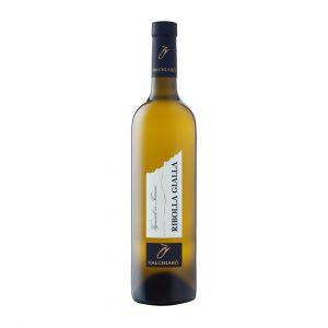 Bottiglia Ribolla Gialla Valchiaro