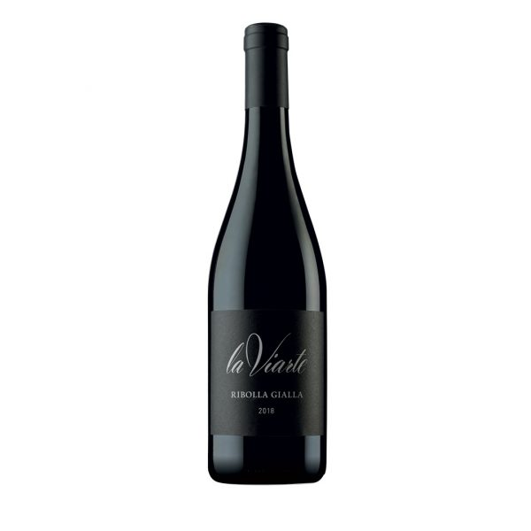 Bottiglia Ribolla Gialla Viarte