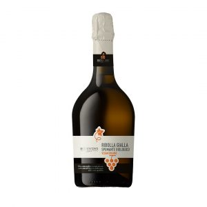 Bottiglia Ribolla Gialla Spumante Bervini