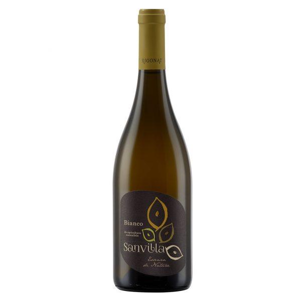 Bottiglia di Sanvilla Bianco Rigonat