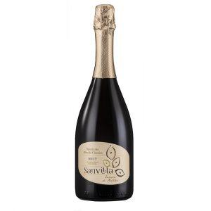 Bottiglia Sanvilla Spumante Cantine Rigonat