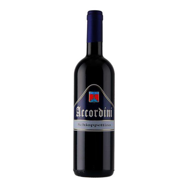 Bottiglia Schioppettino di Accordini
