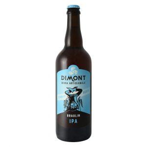 Bottiglia di Birra Ipa Dimont