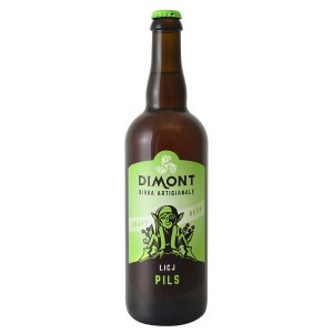 Bottiglia Birra Pils Dimont